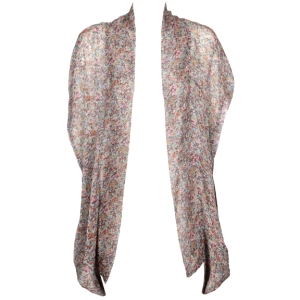 A lovely light cape to throw on over a Spring Racing Dress from Alice in the Eve